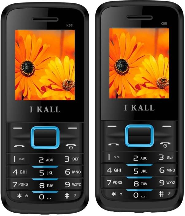 2bb36b960a5 I Kall K88 Combo Of Two Mobile Online at Best Price Only On Flipkart.com