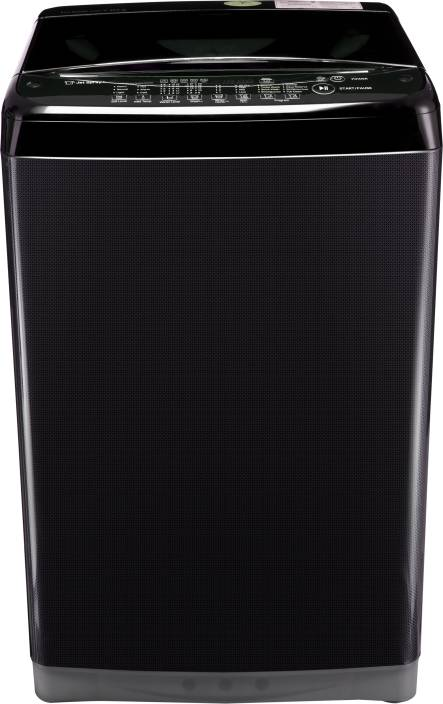 LG 7 kg Fully Automatic Top Load Washing Machine Black