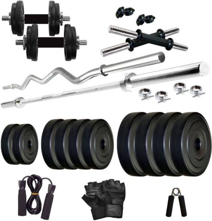 Star pvc kg home gym combo adjustable dumbbell buy