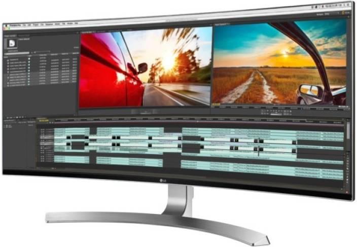 LG 34 inch 4K Ultra HD Monitor Price in India - Buy LG 34
