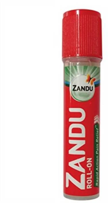 ZANDU ROLL ON FOR HEADACHE 9ml PACK OF 2 Spray - Buy Baby