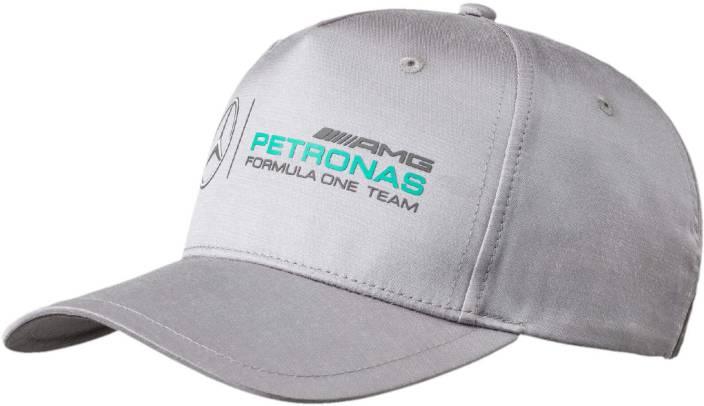 Puma Printed Mercedes Team Silver Cap - Buy Puma Printed Mercedes Team  Silver Cap Online at Best Prices in India  15f2c2911b4
