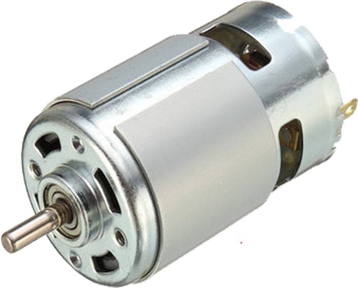 APTECHDEALS 12 V Dc motor RS775 Pack OF 1
