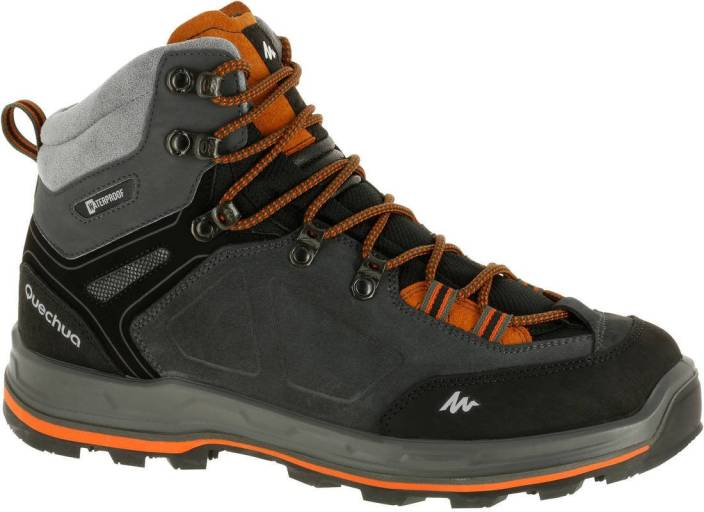 351b4cf6a9a Quechua by Decathlon Trek 100 Hiking & Trekking Shoes For Men - Buy ...