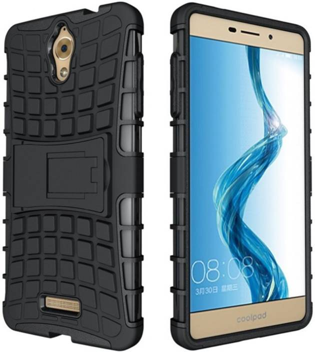 Piggycomz Back Cover for Coolpad Mega 2.5D