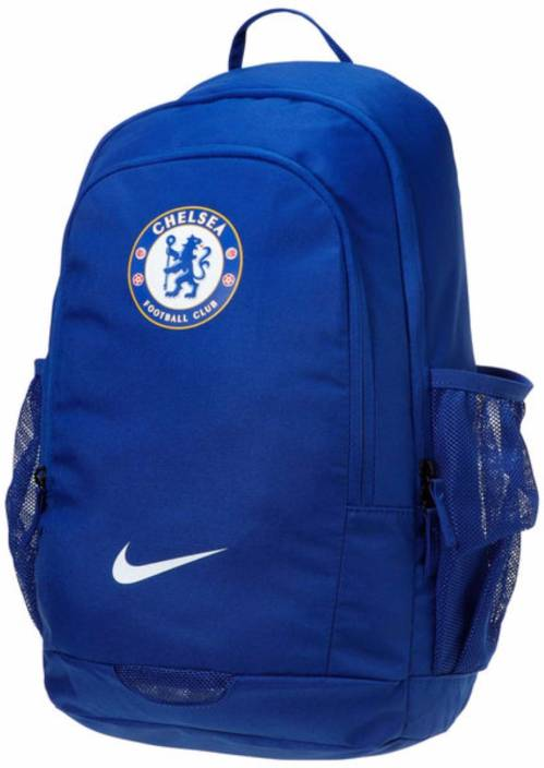 9df81842f6 Nike Chelsea Football Club 24 L Laptop Backpack Blue - Price in ...
