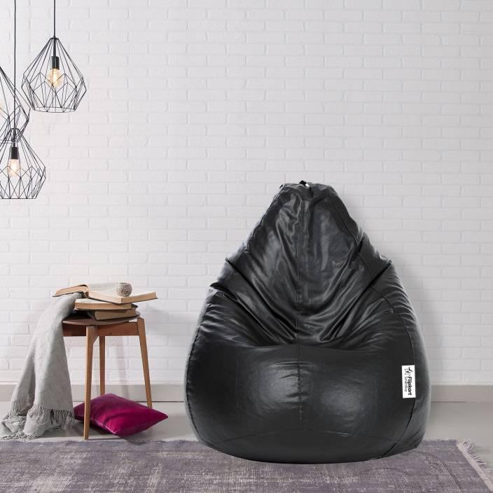 Terrific Flipkart Smartbuy Xl Bean Bag With Bean Filling Pabps2019 Chair Design Images Pabps2019Com