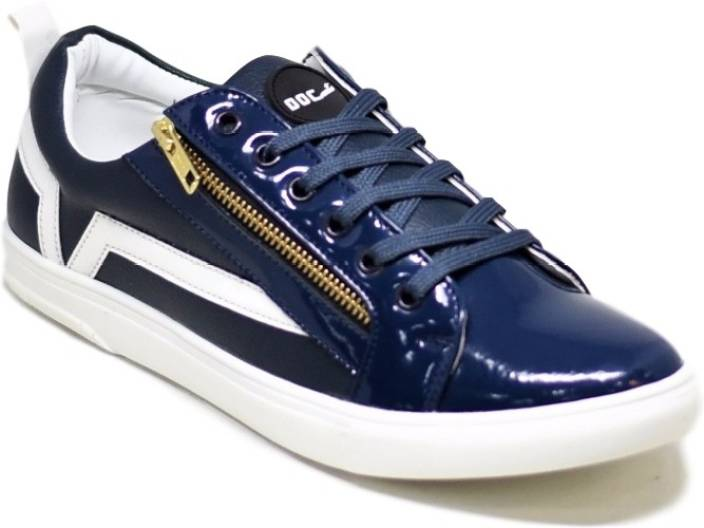 7cf636ed1cc DOC Martin Carvil Blue Sneakers For Men - Buy DOC Martin Carvil Blue ...