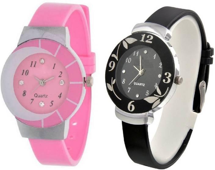 Frolik FR-226 PU Material Watch - For Girls