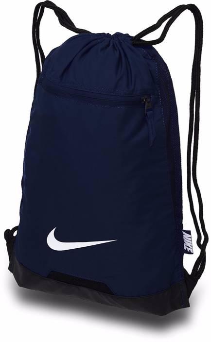 f28dd03ed1 Nike Alpha Adapt Gymsack 17 L Backpack Blue - Price in India ...