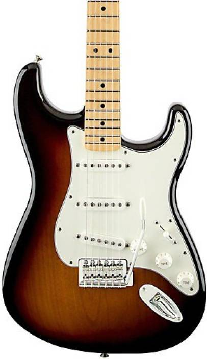 Fender Fender Mexican Strat Sss Mn 0144602532 Solid Body Electric