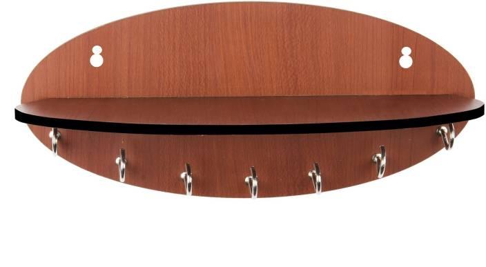Sehaz Artworks OvalShelf Wooden Key Holder