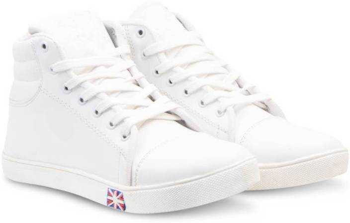a41151f74 Knight Ace Tick Sneakers For Men - Buy White Color Knight Ace Tick ...