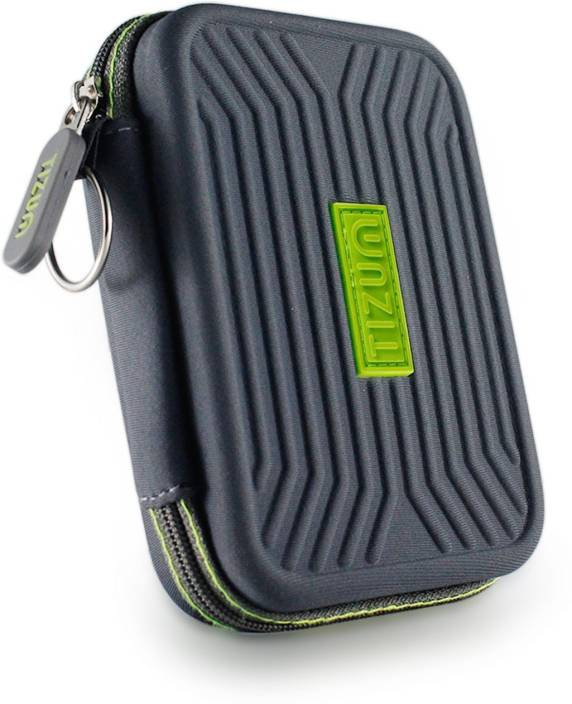 TIZUM Pouch for 8 x USB Flash Drives Carrying Case, Premium