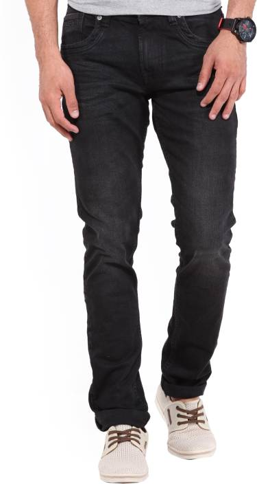 Integriti Slim Men's Black Jeans