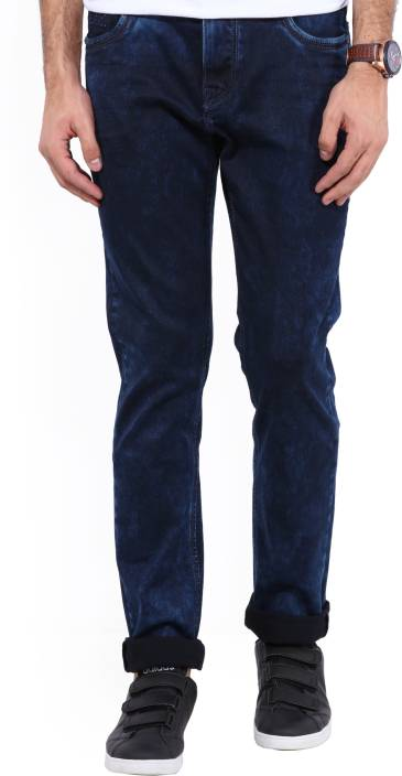 Integriti Slim Men's Dark Blue Jeans
