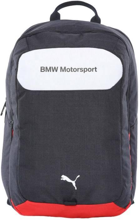 Puma BMW Motorsport Backpack Backpack (Blue 52dcbb8eea7f6