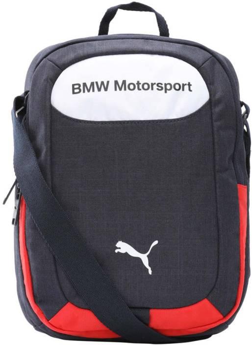 433ddf13e7 Puma BMW Motorsport Portable Sling Bag (Blue