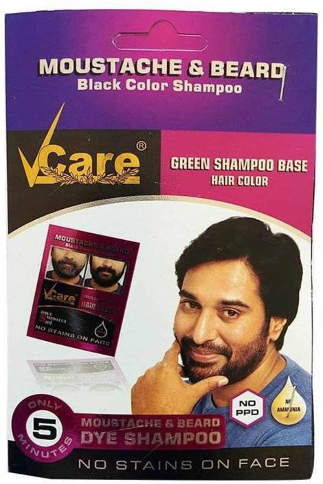 Vcare Moustache and Beard Hair Color - Price in India, Buy Vcare ...