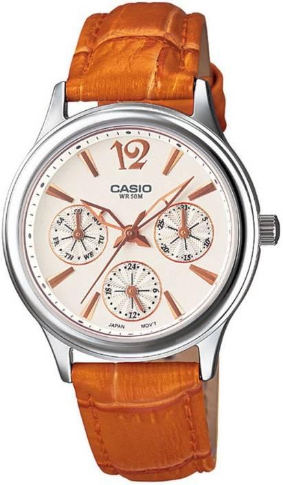 Casio A862 Enticer Ladies Watch  - For Women