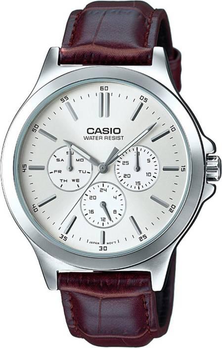 Casio A1177 Enticer Men's Watch  - For Men
