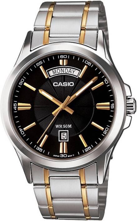 Casio A842 Enticer Men Watch  - For Men