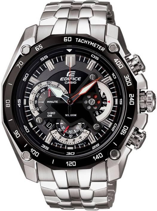 9f4a48adb983 Casio ED390 Edifice Watch - For Men - Buy Casio ED390 Edifice Watch - For  Men ED390 Online at Best Prices in India