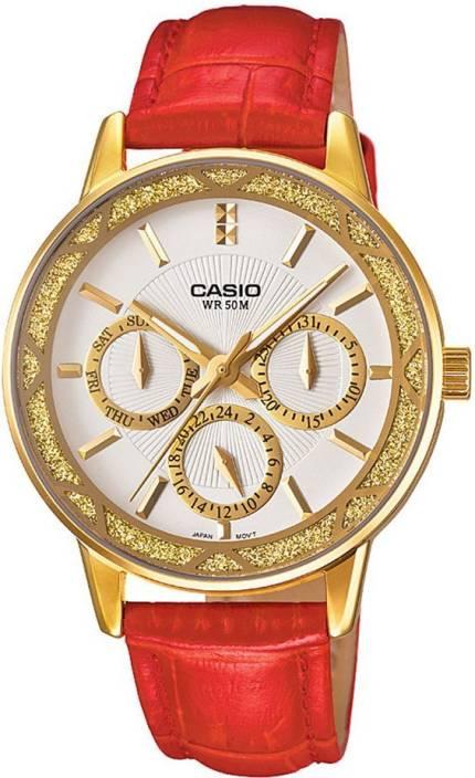 Casio A910 Enticer Ladies Watch  - For Women