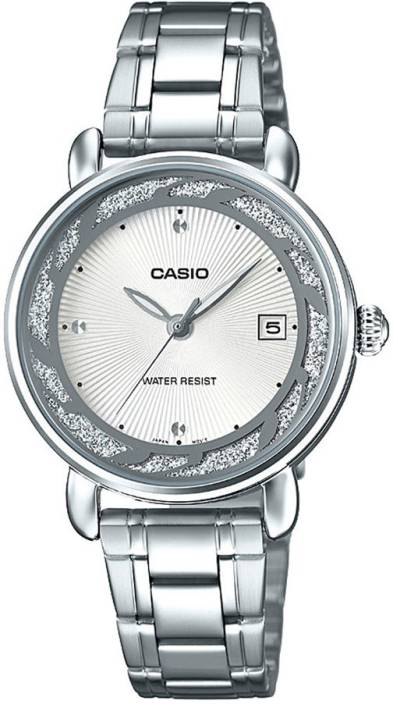 Casio A1041 Enticer Ladies Watch  - For Women