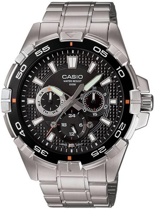 Casio A657 Enticer Men Watch  - For Men