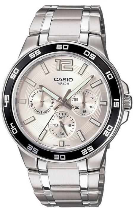Casio A484 Enticer Men Watch  - For Men