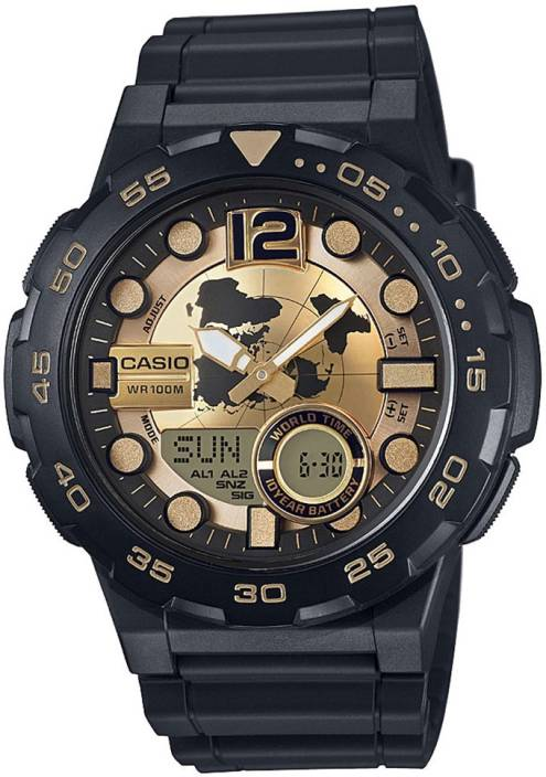 Casio AD203 Youth Series Watch  - For Men