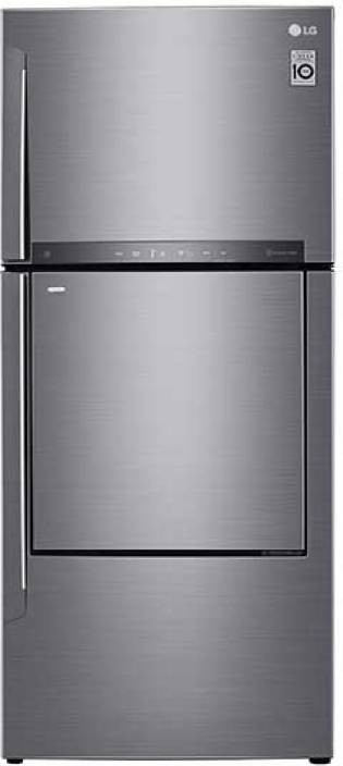 LG 444 L Frost Free Triple Door 3 Star Refrigerator Online at Best