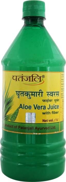 Patanjali Aloe Vera Juice with Fiber