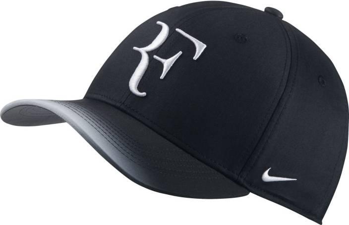 Nike Solid Federer CLC99 RF Cap - Buy Nike Solid Federer CLC99 RF Cap  Online at Best Prices in India  10807aebb0