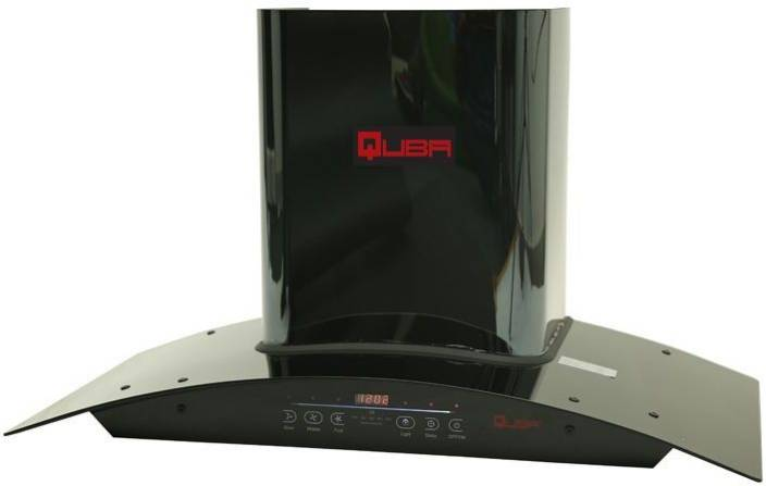 QUBA range hood-4315 Ceiling Mounted Chimney