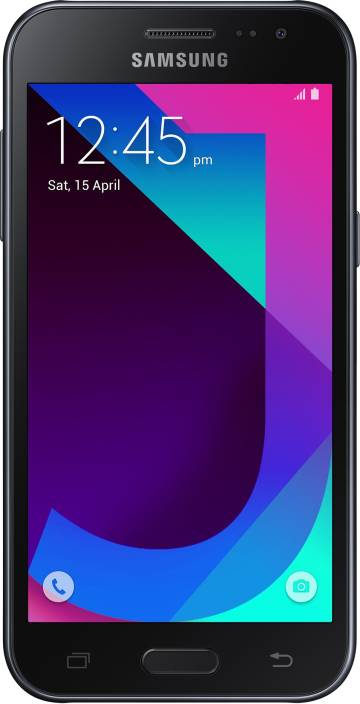 Samsung Galaxy J2-2017 (Absolute black, 8 GB)