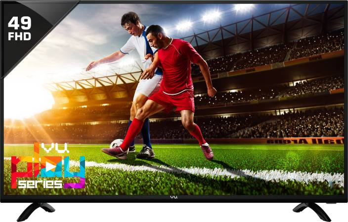Vu 124 cm (49 inch) Full HD LED TV