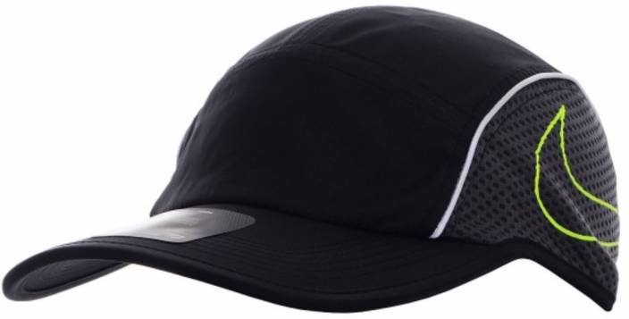 Nike Solid Men s U AROBILL AW84 RUN Cap - Buy Nike Solid Men s U AROBILL  AW84 RUN Cap Online at Best Prices in India  fd42db5efde2