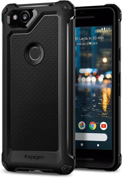 new concept c22c6 e89ee Spigen Back Cover for Google Pixel 2