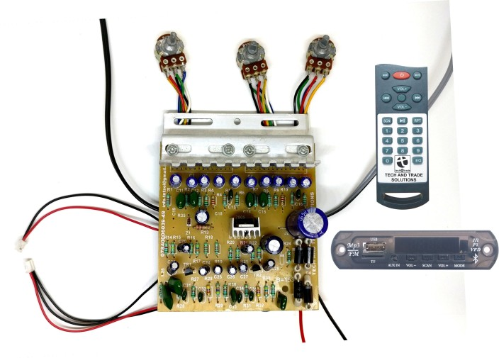 Tech And Trade 100w Diy Stereo Audio Lifier Circuit Kit Board Rhflipkart: Audio Lifier Circuit Board At Gmaili.net