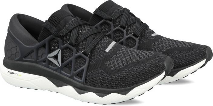 f5a886d80a30 REEBOK FLOATRIDE RUN ULTK Running Shoes For Men - Buy BLACK GRAVEL ...
