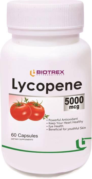 Biotrex Nutraceuticals Lycopene with Multivitamins - 5000mcg