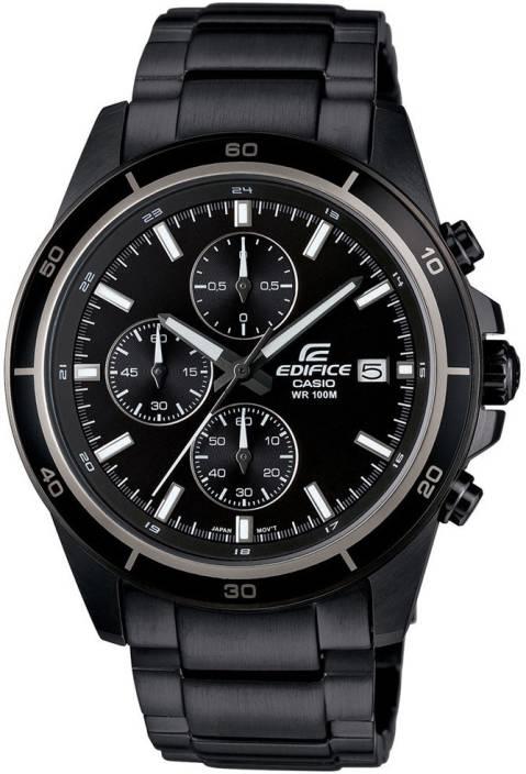 Casio EX206 Edifice Watch  - For Men