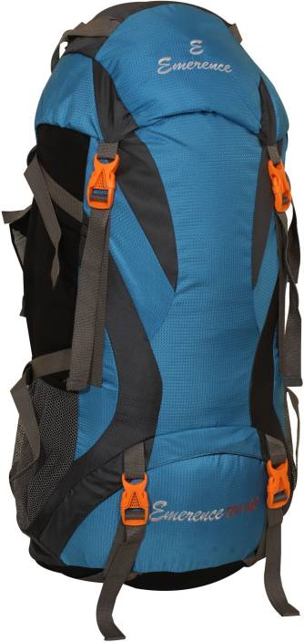 Emerence 1023 Rucksack, Hiking Backpack 75Lts (Sky Blue) Rucksack  - 75 L