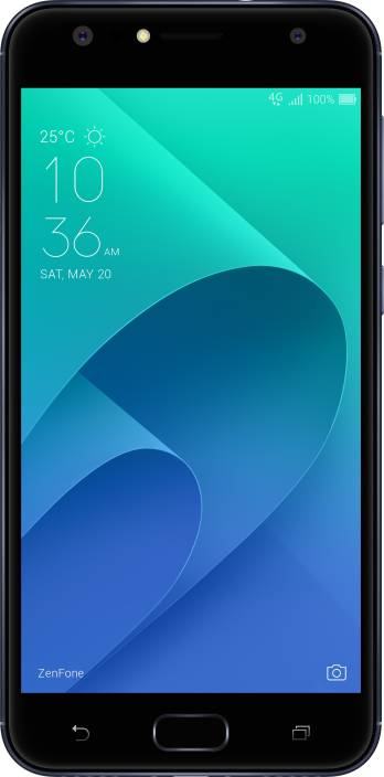 Asus Zenfone 4 Selfie Dual Camera (Black, 64 GB)
