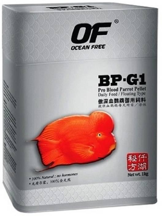 Ocean Free FLOWER HORN 1 Dry Fish Food Price in India - Buy Ocean