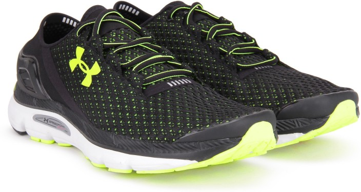 Under Armour SPEEDFORM GEMINI Running Shoes - Buy BLACK ...