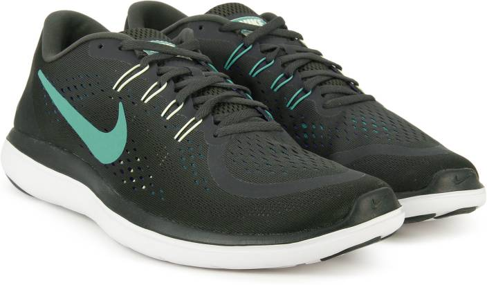 494f19531f1890 Nike FLEX 2017 RN Running Shoes For Men - Buy ANTHRACITE CLEAR JADE ...