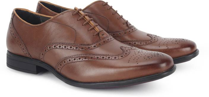Hush Puppies By Bata GRIFFIN MADDOW Lace Up For Men
